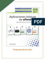 ABO Programación Servicios Administrativos