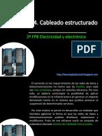 IMRTD Unidad04-Cableado Estructurado