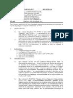 RECURSO DE APELACION CONTRA RESOLUCION ADMINISTRATIVA
