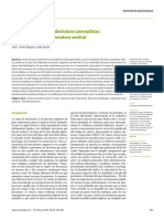 Bases Neurales de Las Decisiones Perceptivas