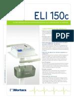 Catalogo Mortara ELI 150c Sanro Esp
