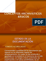 Gestión Documental - Teoría Archivística.ppt