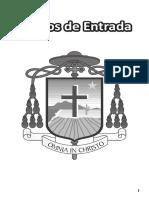 Cantoral Coro Diocesano 2015