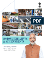 100 Days Initiatives