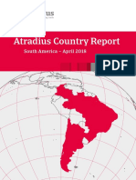 Atradius Country Reports South America April 2018 CR1704EN01