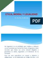 Generalidades Etica y Moral