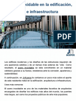 Acero Inoxidable Edificacion Arquitectura Infraestructura