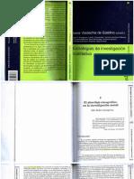 Ameigeiras, Aldo Ruben. Cap. 3. El Abordaje Etnográfico en La Investigación Social.