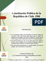 Constitución Política de La República de Chile 1980 (1)