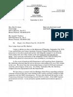 Elliott Court Letter from Dana Nessel