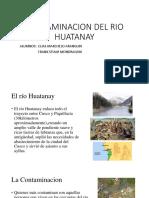 Contaminacion Del Rio Huatanay