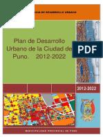 PLAN DE DESARROLLO URBANO DE PUNO (Reglamentacion).docx