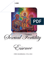 Sexual Fertility Essence