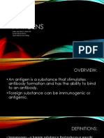 Lecture 4 Antigens