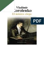 El músico ciego - Vladimir Korolenko