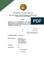 Monografía Avances de La Informática
