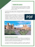 Ciudad de Cuzco