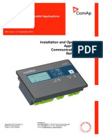 ComAp InteliPro Comprehensive Guide 1 5