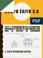 Grupo Éxito SA Presentacion Final