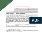 Gestão da Qualidade - ISO 9001