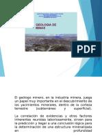 Curso de Geologia de Minas-2018