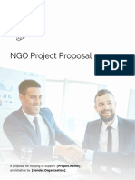 Template business proposal