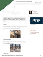 Mel Construction_ Cadenas ( Desplante ,Cerramiento ) y Castillos