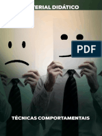 Aula 04 - Técnicas Comportamentais