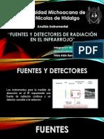 Fuentes y Detectores de Radiación en El