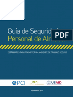 Spanish Warehouse Safety Guide