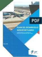 Plan de Desarrollo Aeroportuario