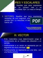 Analisis Vectorial Adaptado