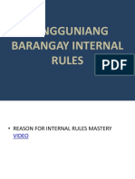 SANG BRGY INTERNAL RULES.ppt