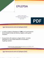 Presentación clasificación de epilepsia