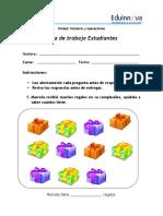 03a Hoja de Trabajo (0-50) - Lectura y Escritura de Números Del 0 Al 100 Docx