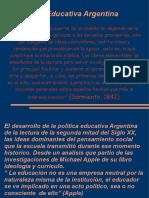 Pedagogia argentina