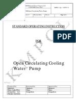 OCCW pump SOP-1