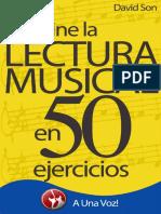 Lectura Musical  Dominela en 50 ejercicios - David Son.pdf
