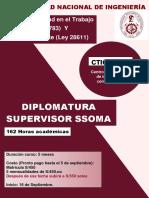02 Brochure Diplomado Ssoma Edicion Dias de Semana