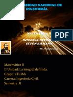 Clase Integral Dfinida