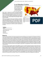 Leyes de Sodomía en Estados Unidos - Wikipedia, La Enciclopedia Libre