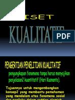 KUALITATIF