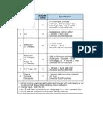 e - Vehicle Type & Operation Arrangements