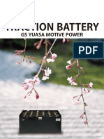 GS Specification Traction_Battery