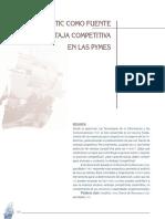 Dialnet LasTICComoFuenteDeVentajaCompetitivaEnLasPYMES 5137591 (1)