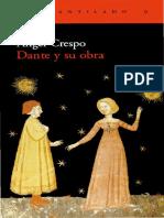 Crespo Angel - Dante Y Su Obra