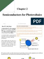 PV Semiconductors