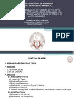 Pruebas de Soldadura en Tuberías de PVC, CPVC, Polipropileno, HDPE, Acero Negro Cedula 40,60 y 80, Hierro Dúctil, Fibra de Vidrio, Tubería de Cobre y de Acero Inoxidable (2)
