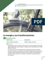 Fuentes y Tipos de Energía