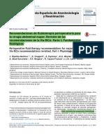 Fluidoterapia en Cirugia Abdominal Mayor Parte 1